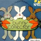 Y938 Craft PATTERN ONLY Easter Bunny Collector Sign Pattern