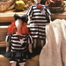 X227 Sewing PATTERN ONLY Soft Body Tom & Becky Dolls Patterns