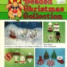 Y953 Bead PATTERN Book ONLY A Beaded Christmas Collection Ornaments Patterns