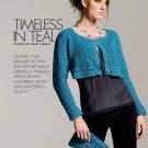 W427 Crochet PATTERN ONLY Timeless Classic Short Jacket & Clutch Pattern