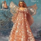 W385 Crochet PATTERN Book ONLY 1495 Fairytale Renaissance Princess Fashion Doll