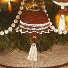 Y141 Crochet PATTERN ONLY 3 Beautiful Christmas Ornament Covers