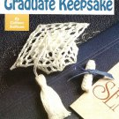 Y389 Crochet PATTERN ONLY Graduate Keepsake Mortarboard & Tassel Ornament Patter