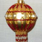 X784 Bead PATTERN ONLY Beaded Duchess Christmas Ornament Cover Pattern