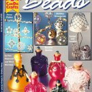Y057 Bead PATTERN Book ONLY Home Decor Beaded Ornament Covers Christmas Candle