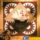 X063 Quilt PATTERN ONLY World of Discovery Columbus Wall Quilt Pattern