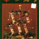 X916 Cross Stitch PATTERN ONLY Someone Special Stocking Stuffers Mini Ornaments