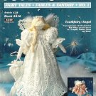 X811 Crochet PATTERN Book ONLY Fairy Tales Fables & Fantasy #1 Toothfairy Angel