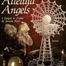 W080 Crochet PATTERN Book ONLY Alleluia Angels 4 Christmas Ornament Patterns