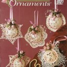 X866 Crochet PATTERN Book ONLY Rosebud Ornaments Cover Christmas Patterns