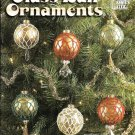 X579 Crochet PATTERN Book ONLY Glass Ball Christmas Ornament Cover Rare