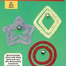 Y156 Crochet PATTERN ONLY Ring-a-ling Christmas Ornament Jingle Bells
