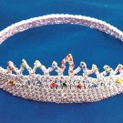 "Y963 Crochet PATTERN ONLY 6"" Tiara Crown Pattern"