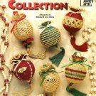 X643 Crochet PATTERN ONLY Dome Ornament Collection 12 Ball Ornament Covers