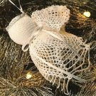 X805 Crochet PATTERN ONLY Tree Angel Christmas Ornament