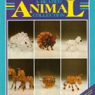 X076 Bead PATTERN ONLY Beaded Animal Collection Christmas Ornaments Volume Two