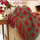 X020 Crochet PATTERN ONLY Victorian Holiday Afghan Pattern