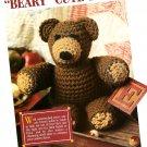 W602 Crochet PATTERN ONLY Beary Cute Teddy Bear Toy Doll Pattern