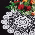 W676 Crochet PATTERN ONLY Elegant Circle Motifs Doily Pattern