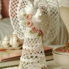 W775 Crochet PATTERN ONLY Guardian Angel Devine Doll Christmas Ornament Pattern