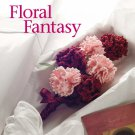 W830 Crochet PATTERN ONLY Floral Fantasy Carnations Pattern