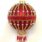 Z190 Bead PATTERN ONLY Beaded Westminster Christmas Ornament Cover