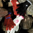 Z084 Crochet PATTERN ONLY Applause Please Glove Embellishment Pattern