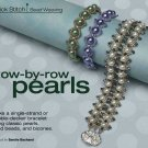 Z315 Bead PATTERN ONLY Beaded Classic Row by row Pearls Bracelet Pattern