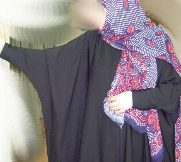Malhafa abaya