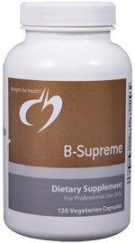 B-Supreme - 120 Vegetarian Capsules - Designs for Health