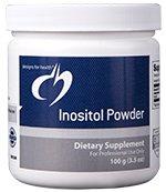 Inositol Powder - 100 gm - Designs for Health