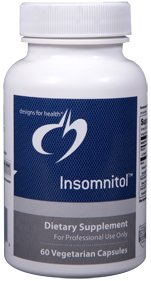 Insomnitol - 60 Vegetarian Capsules - Designs for Health