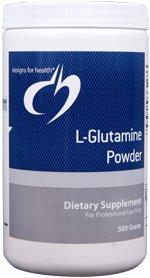 L-Glutamine Powder - 500 gm - Designs for Health