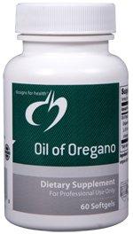 Oil of Oregano 150 mg - 60 Softgels - Designs for Health
