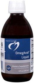 OmegAvail Liquid - 8 fl oz - Designs for Health