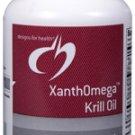 XanthOmega Krill Oil - 60 Softgels - Designs for Health