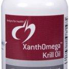 XanthOmega Krill Oil - 120 Softgels - Designs for Health
