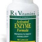 Activated Enzyme Formula - 90 Capsules - Rx Vitamins