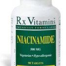 Niacinamide - 90 Tablets - Rx Vitamins