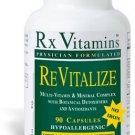 ReVitalize No Iron - 90 Capsules - Rx Vitamins