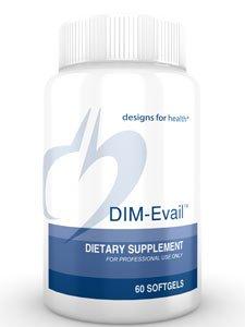 DIM-Evail - 60 Softgels - Designs for Health