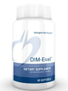 DIM-Evail - 120 Softgels - Designs for Health