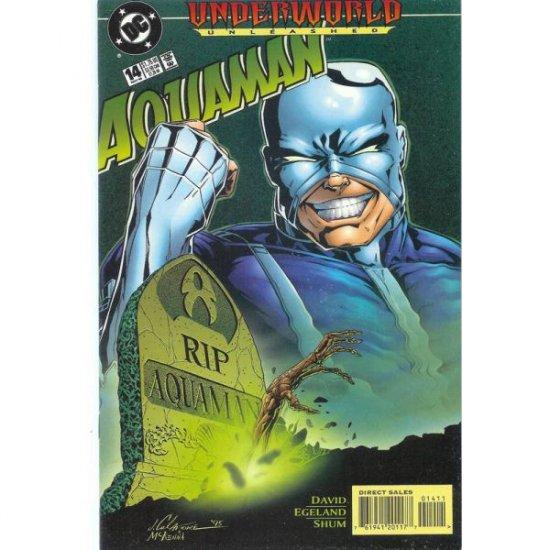 Aquaman Vol 5, #14 (Comic Book) - DC Comics - by Peter David, Martin Egeland, Howard Shum