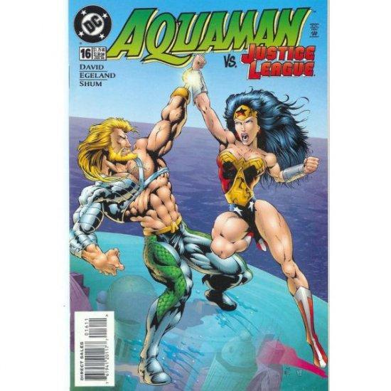 Aquaman Vol 5, #16 (Comic Book) - DC Comics - by Peter David, Martin Egeland, Howard Shum