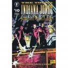 Young Indiana Jones Chronicles #10 (Comic Book) - Dark Horse Comics - by Dan Barry