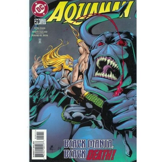 Aquaman Vol. 5 #29 (Comic Book) - DC Comics - Peter David, Martin Egeland & Howard Shum