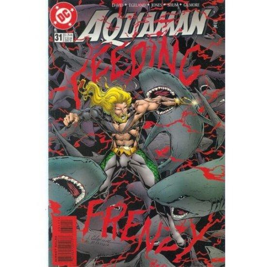Aquaman Vol. 5 #31 (Comic Book) - DC Comics - By Peter David, Roger Robinson & Ken Branch