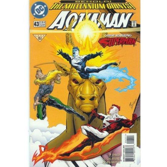Aquaman Vol. 5 #43 (Comic Book) - DC Comics - By Peter David, Jim Calafiore