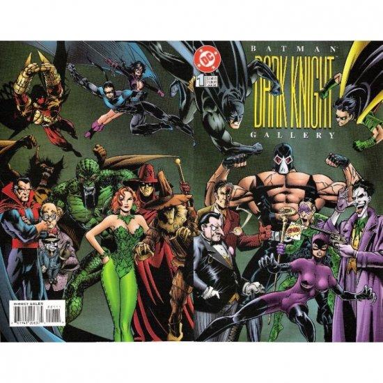 Batman: Dark Knight Gallery (Comic Book) - DC Comics