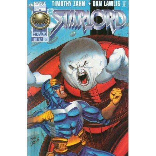 Starlord #3 (Comic Book) - Marvel Comics - Timothy Zahn & Dan Lawlis